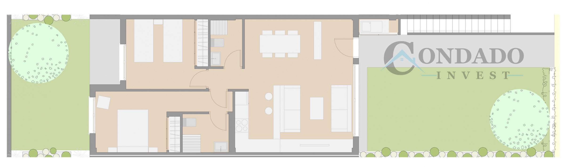 Apartments Mirador Plans Condado de Alhama